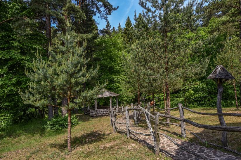 Homestead Laukdvaris in Kretinga region near the Sventoji river - 17