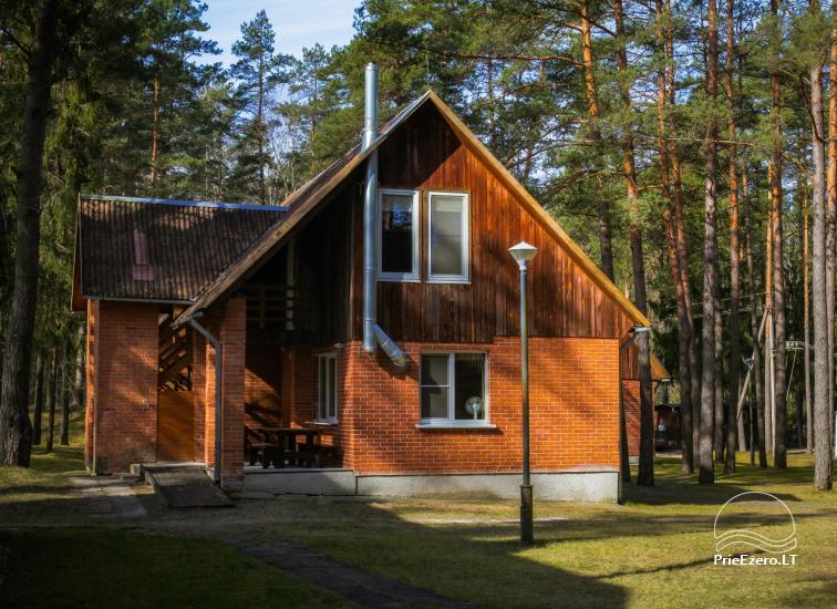 Gospodarstwo wiejskie do wynajęcia na Litwie - 10