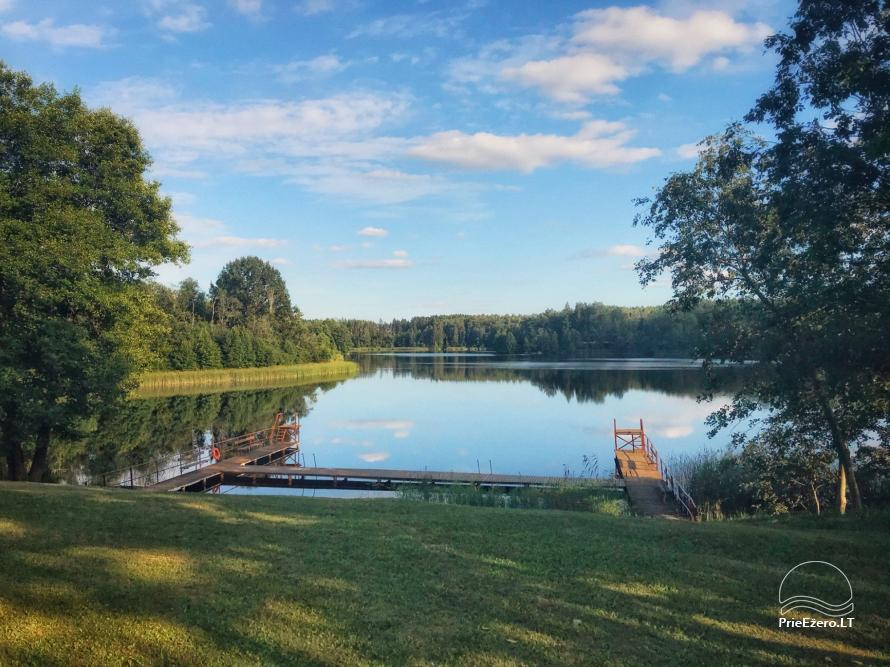 Countryside homestead for rent near the lake in Lithuania - 3