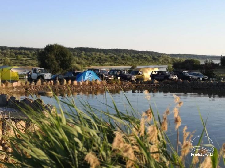 Summer campsite ''Camp Genys'' near the river Nemunas - 4