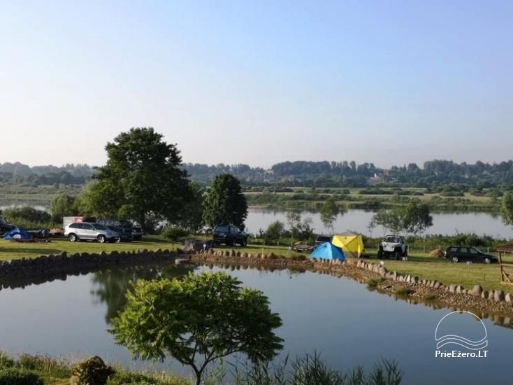 Summer campsite ''Camp Genys'' near the river Nemunas - 6