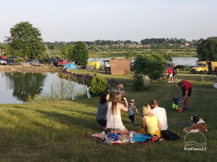 Summer campsite ''Camp Genys'' near the river Nemunas - 10