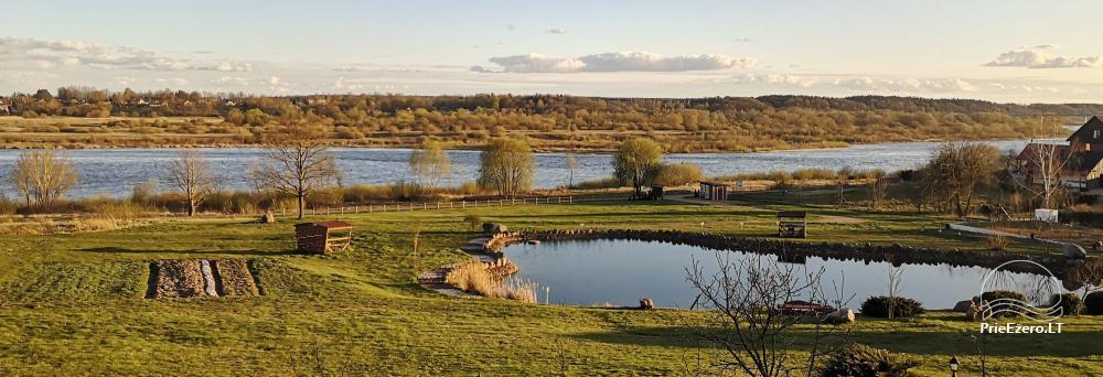 Summer campsite ''Camp Genys'' near the river Nemunas - 1