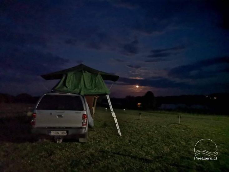 Summer campsite ''Camp Genys'' near the river Nemunas - 13