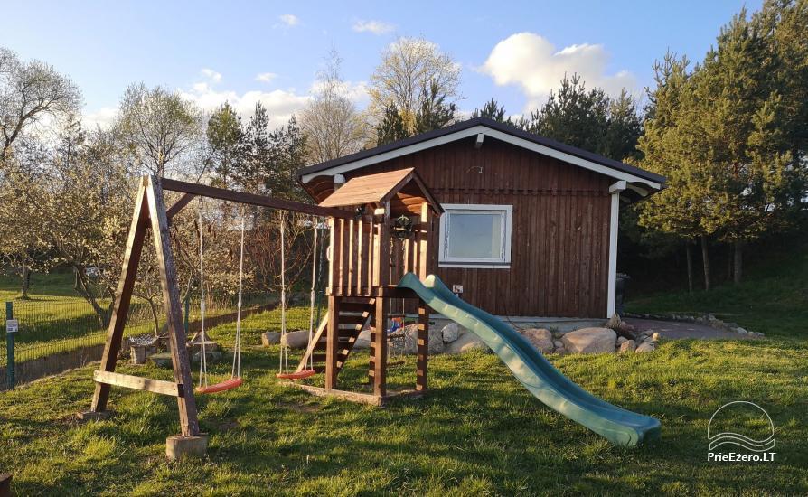 Summer campsite ''Camp Genys'' near the river Nemunas - 5