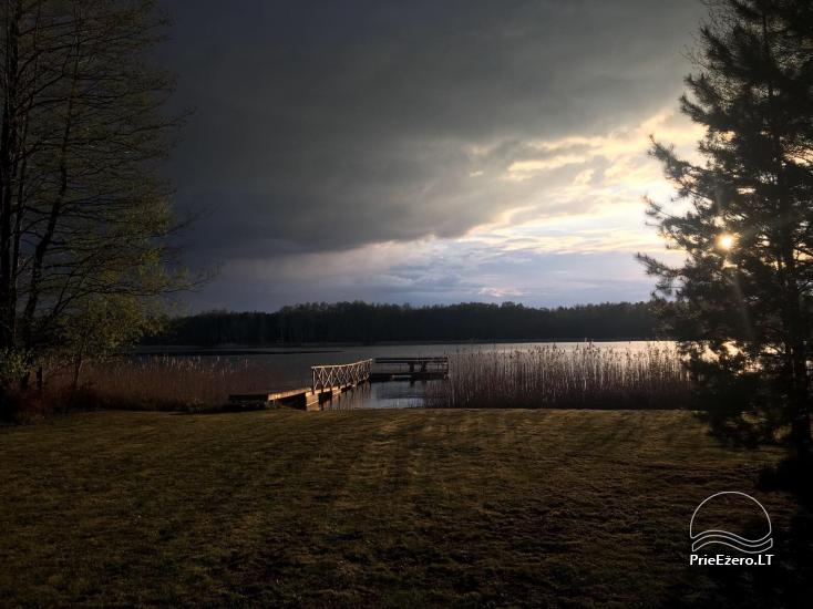 Little holiday house Baublys Lake Lodge - 7