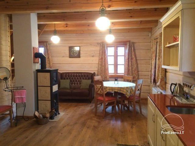 Little holiday house Baublys Lake Lodge - 3