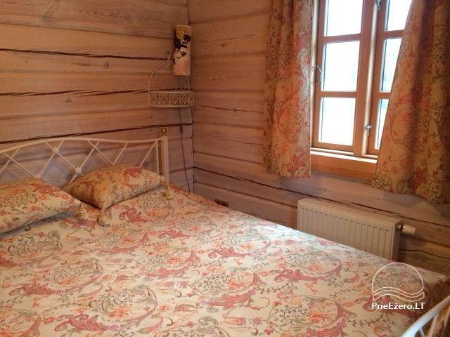 Little holiday house Baublys Lake Lodge - 4
