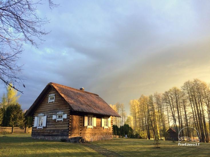 Little holiday house Baublys Lake Lodge - 1