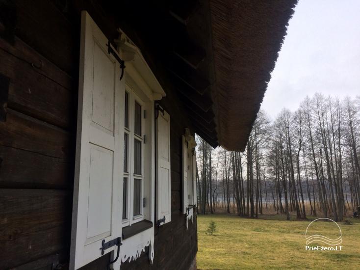 Little holiday house Baublys Lake Lodge - 9
