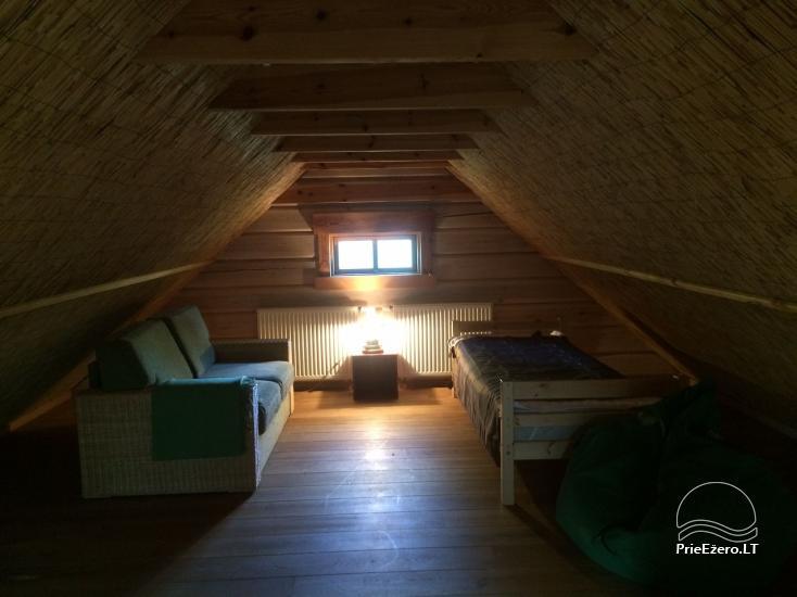 Little holiday house Baublys Lake Lodge - 10