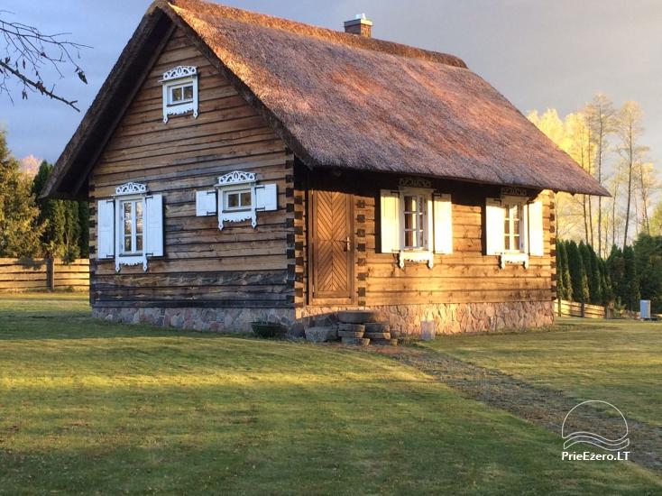 Little holiday house Baublys Lake Lodge - 12