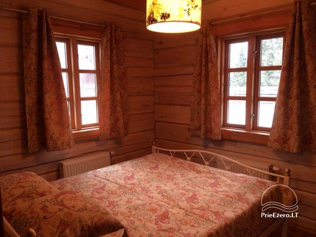 Little holiday house Baublys Lake Lodge - 14