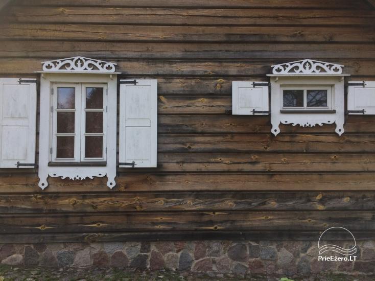 Little holiday house Baublys Lake Lodge - 20