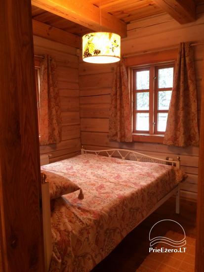 Little holiday house Baublys Lake Lodge - 22
