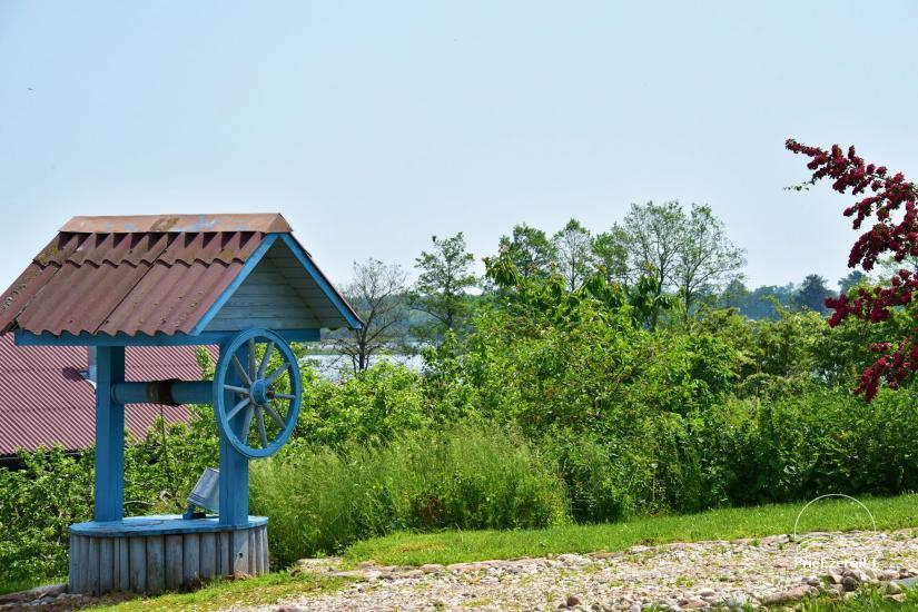 Countryside homestead near Ilmedas lake, in Lithuania, Moletai region - 4