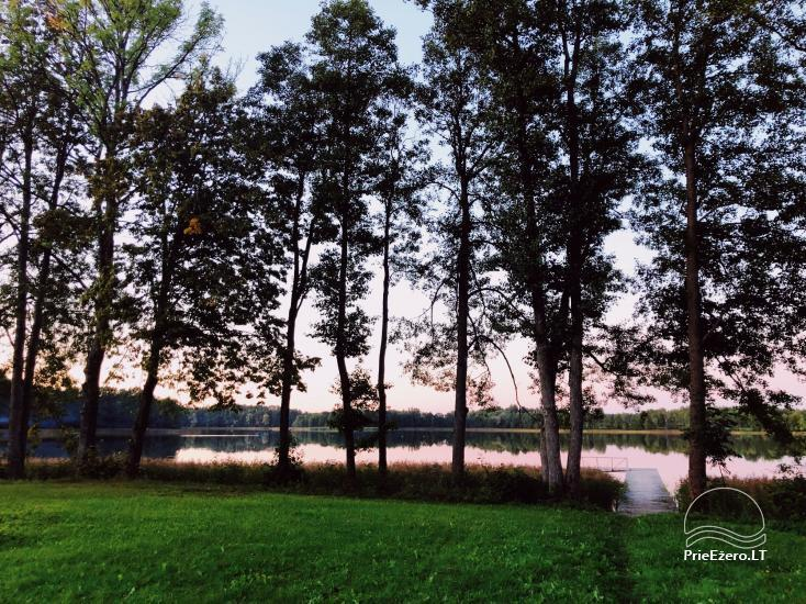Countryside homestead Vazajaus on the lakeshore - 1