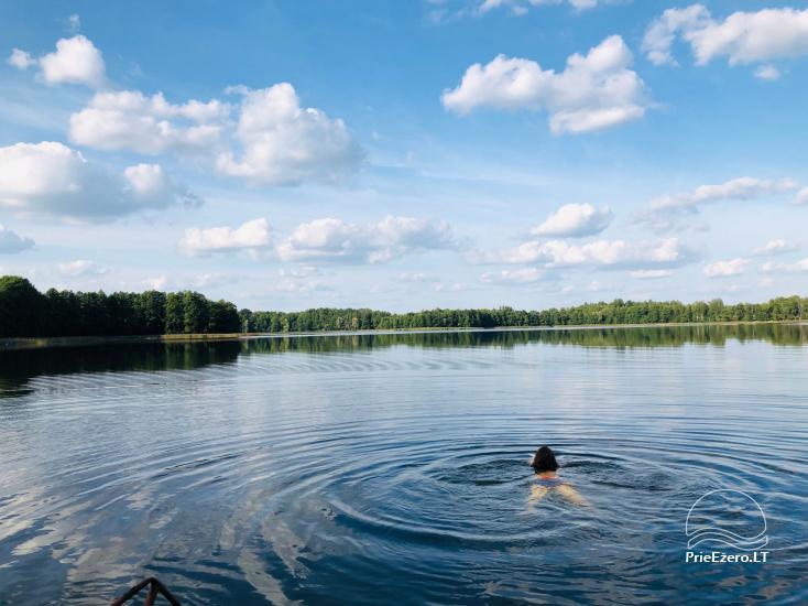 Countryside homestead Vazajaus on the lakeshore - 7