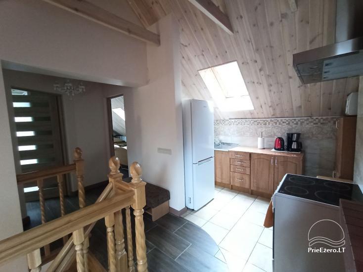 Apartments Audra for rent in Druskininkai - 8