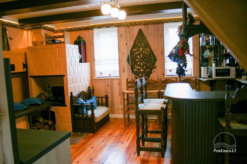 Apartments Audra for rent in Druskininkai - 3