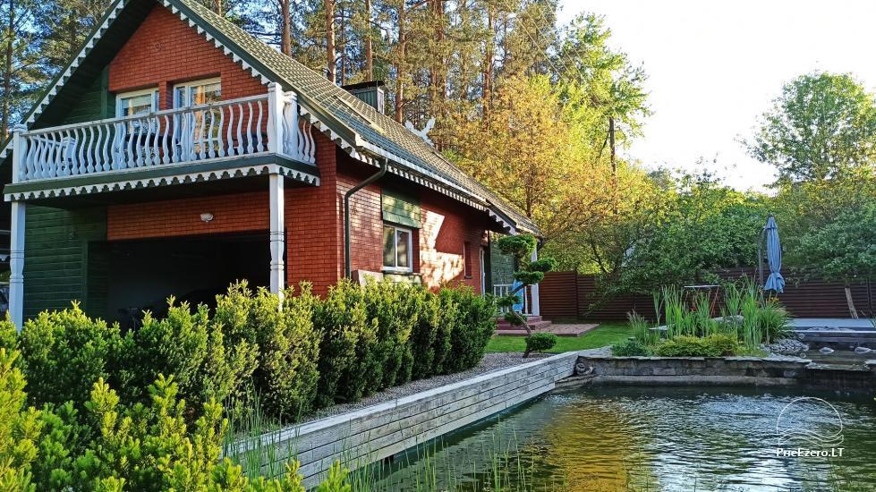 Apartments Audra for rent in Druskininkai - 1