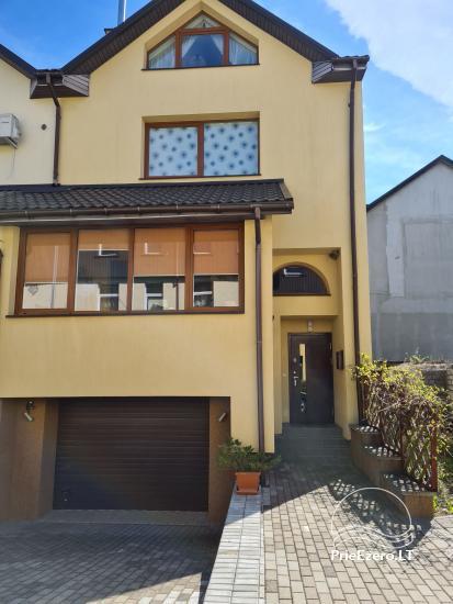 SR Apartments - Druskininkai - Wohnung zur Miete in Druskininkai - 8