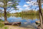 Ferienhäuser in der Nähe des Sees Salotis in Litauen