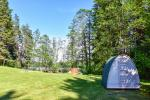 Campsite for rest near Zeimenis in Lithuania - 8