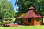 Countryside homestead in Kelme region A pearl of Voverishke - 7
