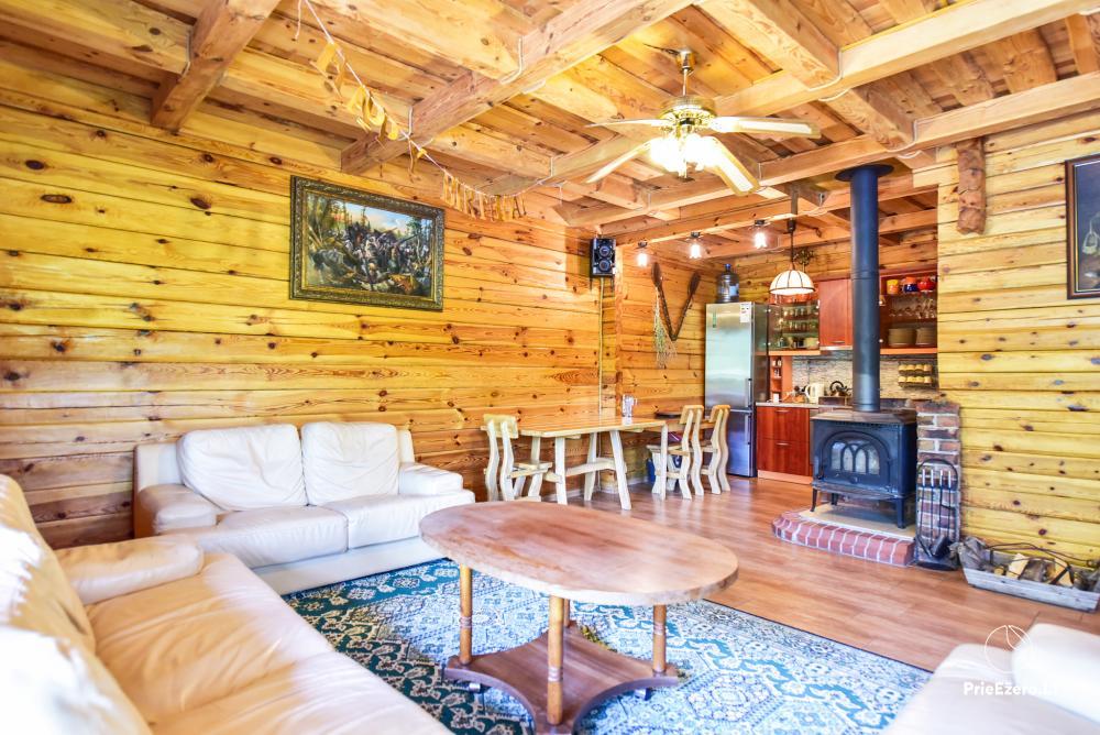 Countryside homestead in Kelme region A pearl of Voverishke - 20