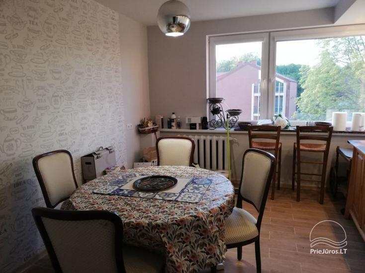 Modern apartment for rent in Rusne, up to 6 guests, very good location for fishermen - 7