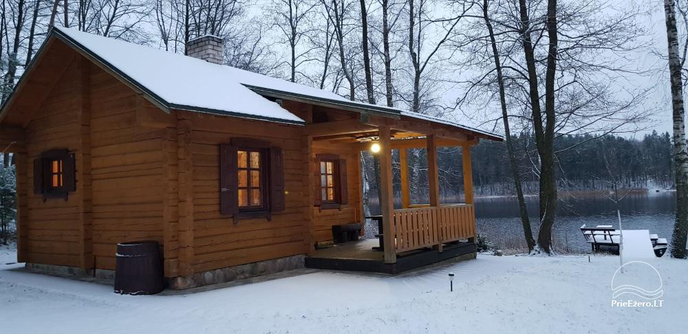 Oaks of Aisetas - ein ländliches Gehöft in der Nähe des Aisetas-Sees in Litauen - 4