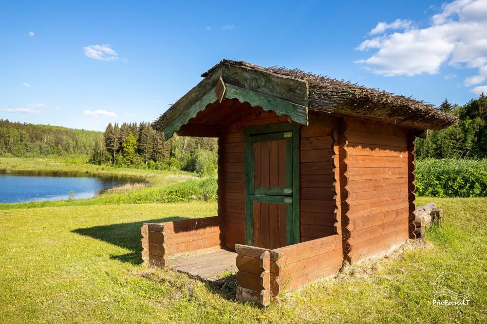 Countryside homestead for rent in Paezeriai, in Lithuania - 4