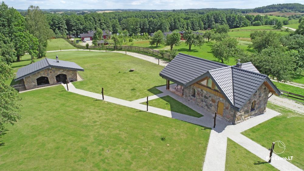 Countryside homestead in Lazdiju region, near the lake Babrai - 5