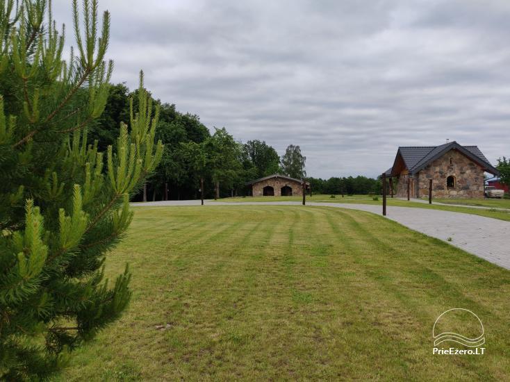 Countryside homestead in Lazdiju region, near the lake Babrai - 15