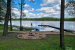 Countryside homestead in Lazdiju region, near the lake Babrai - 3