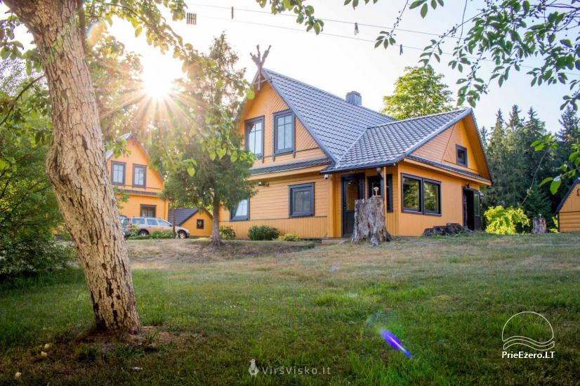 Homestead in Ignalina Premium Villa - 4