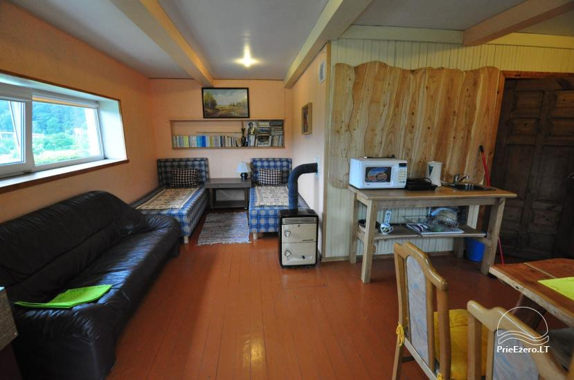 Rooms for rent in Ignalina near the Winter center - 1