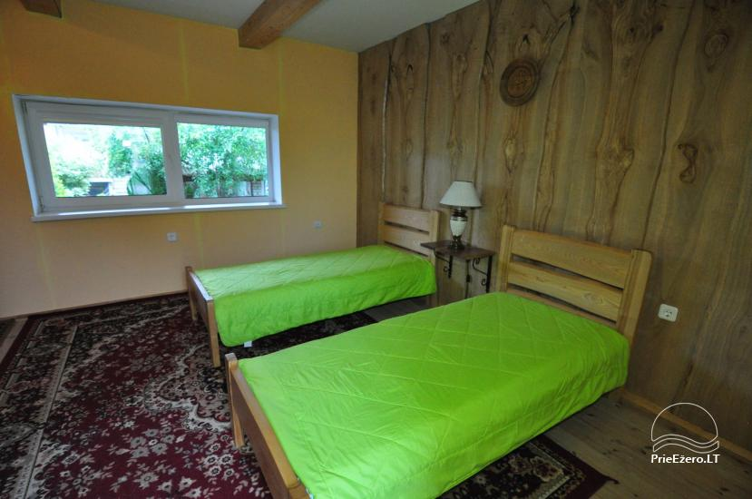 Rooms for rent in Ignalina near the Winter center - 2