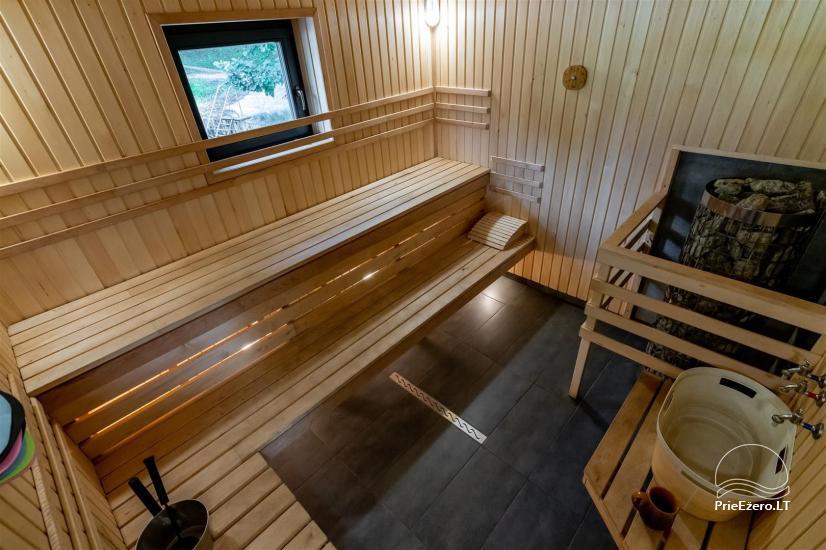 Lugne House - countryside homestead in Trakai region near the lake - 11