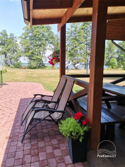 Merfeld valley - countryside homestead with two tennis courts near Meteliai lake - 27