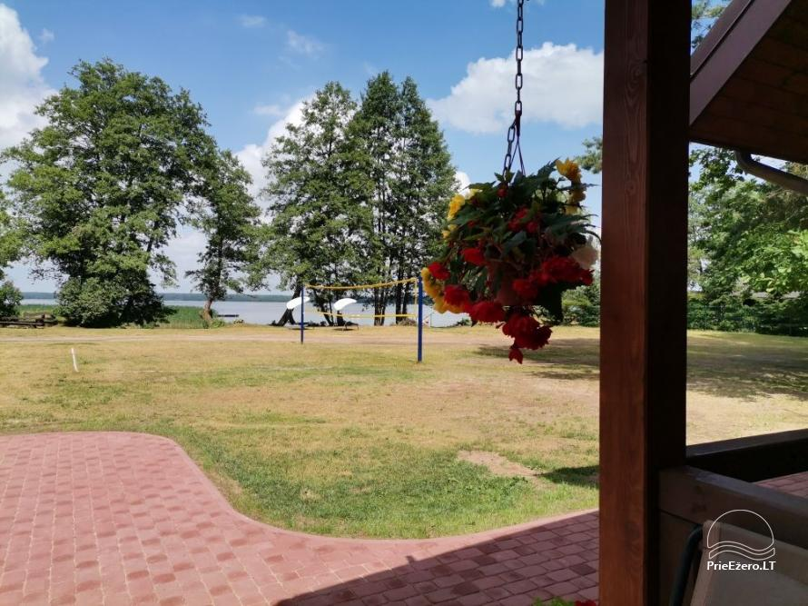 Merfeld valley - countryside homestead with two tennis courts near Meteliai lake - 29