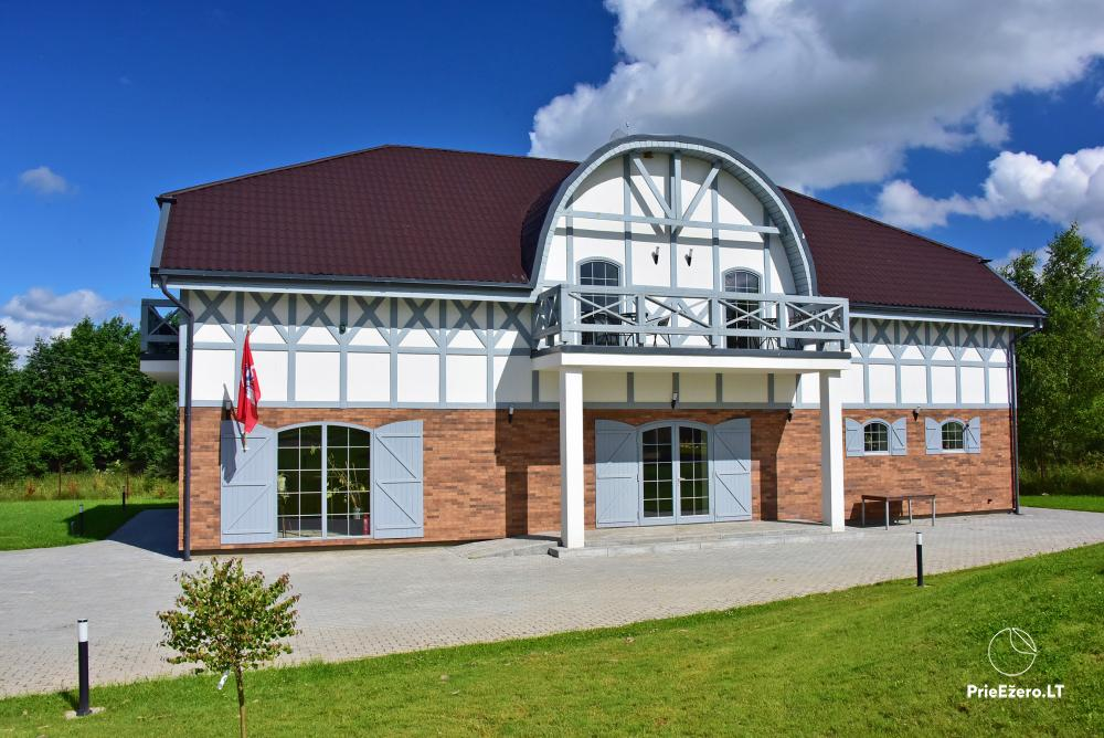4active - health center near Vilnius for sports, celebrations, events - 4