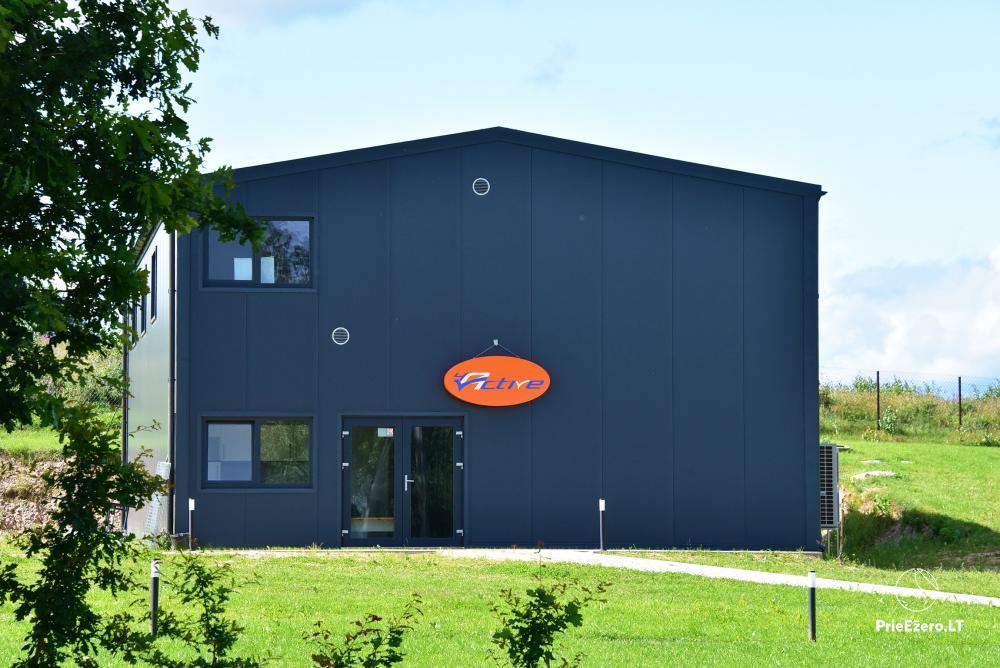 4active - health center near Vilnius for sports, celebrations, events - 23