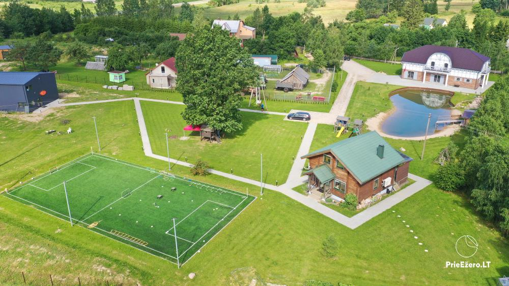4active - health center near Vilnius for sports, celebrations, events - 2