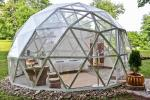 Sauna and dome houses for rent on the lakeshore - 1