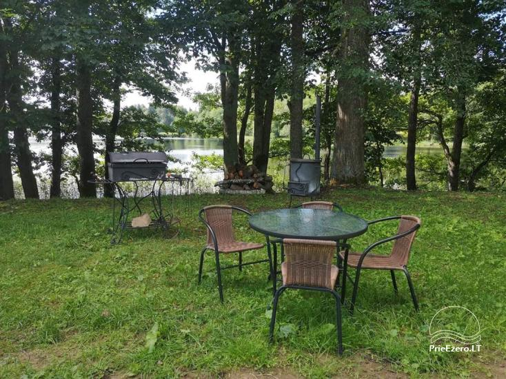 Sauna and dome houses for rent on the lakeshore - 13