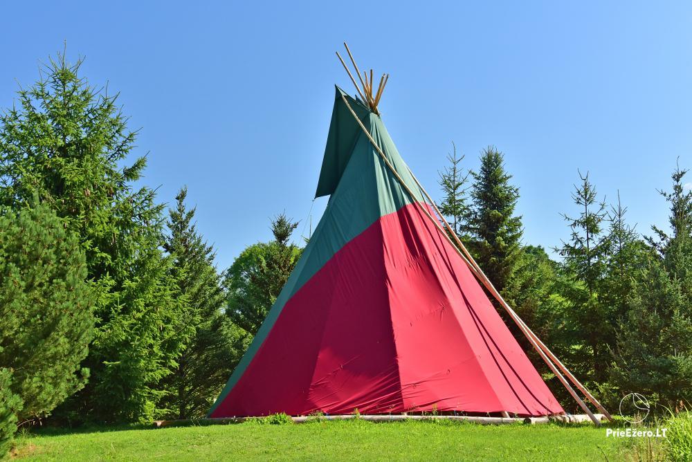 Camping Prie Vencavu maluno - 29