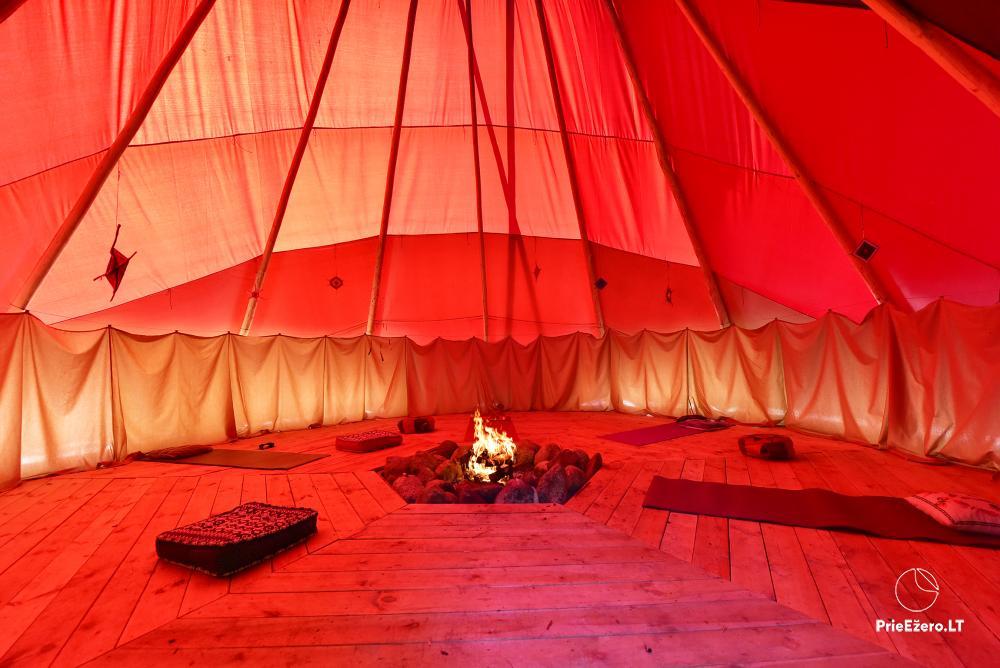 Camping Prie Vencavu maluno - 28