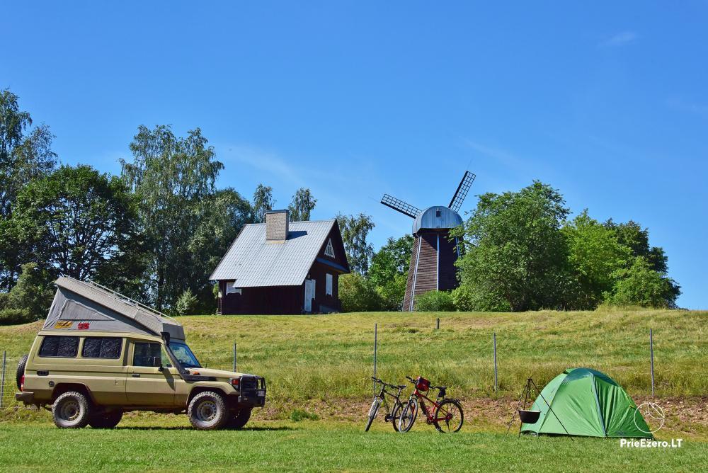 Camping Prie Vencavu maluno - 27